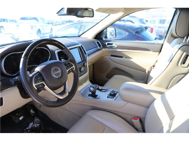2015 Jeep Grand Cherokee Overland (Stk: 172712) in Medicine Hat - Image 22 of 29