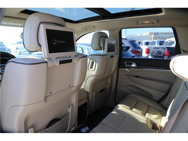 2015 Jeep Grand Cherokee Overland (Stk: 172712) in Medicine Hat - Image 24 of 29