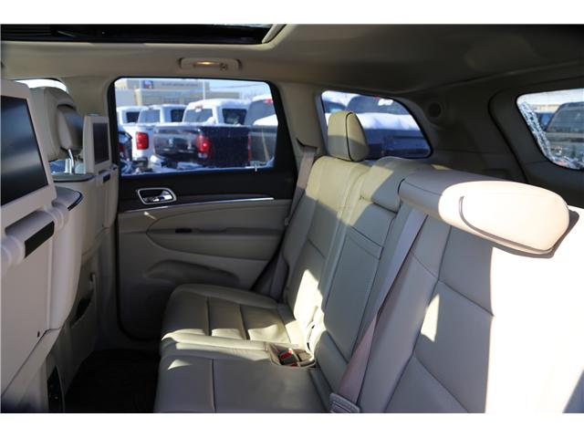 2015 Jeep Grand Cherokee Overland (Stk: 172712) in Medicine Hat - Image 25 of 29
