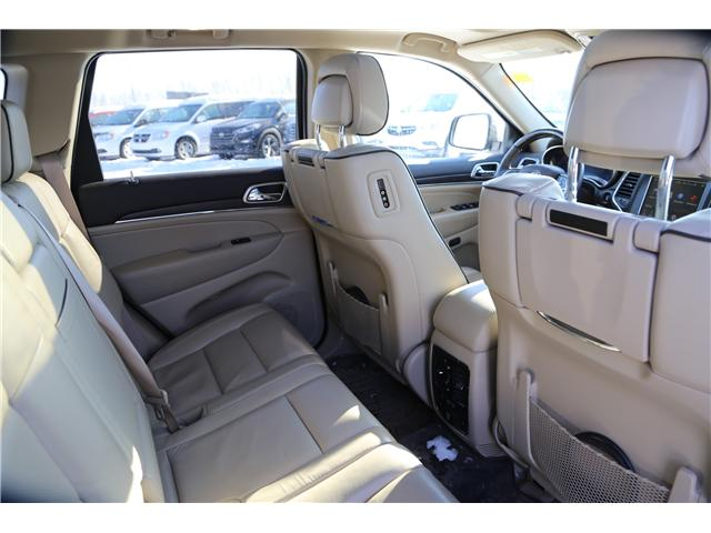 2015 Jeep Grand Cherokee Overland (Stk: 172712) in Medicine Hat - Image 26 of 29