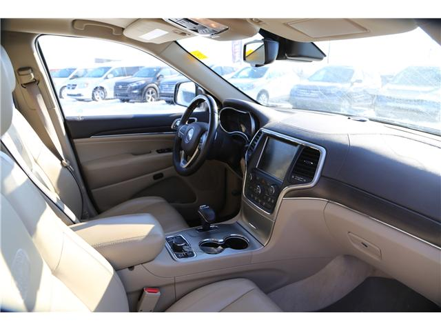 2015 Jeep Grand Cherokee Overland (Stk: 172712) in Medicine Hat - Image 28 of 29