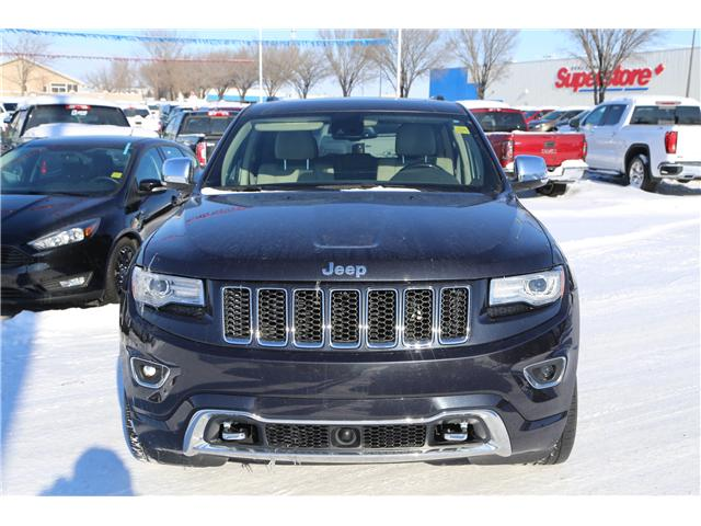 2015 Jeep Grand Cherokee Overland (Stk: 172712) in Medicine Hat - Image 3 of 29