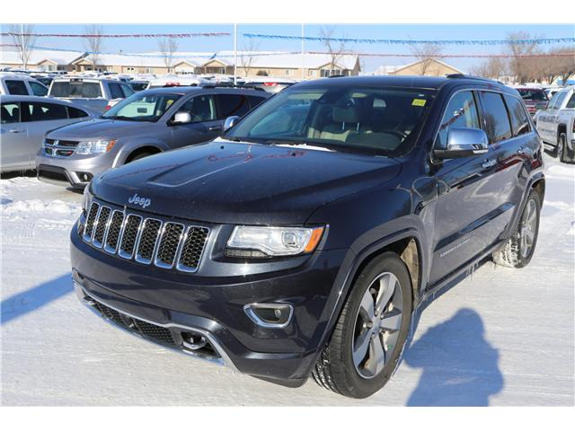 2015 Jeep Grand Cherokee Overland (Stk: 172712) in Medicine Hat - Image 4 of 29