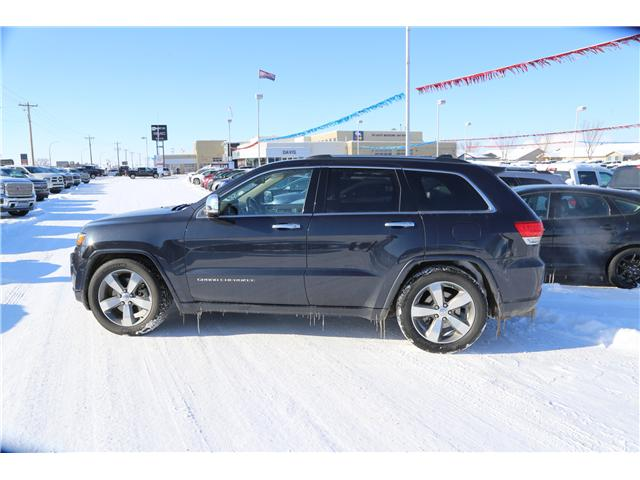 2015 Jeep Grand Cherokee Overland (Stk: 172712) in Medicine Hat - Image 5 of 29