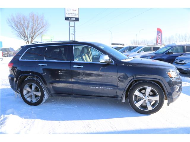 2015 Jeep Grand Cherokee Overland (Stk: 172712) in Medicine Hat - Image 9 of 29