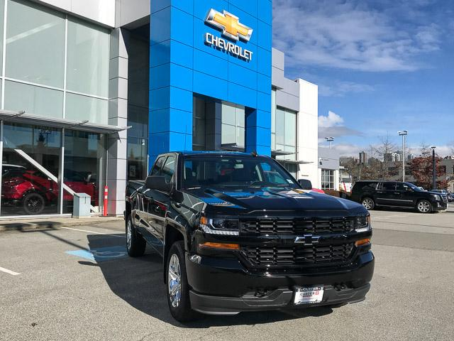 2019 Chevrolet Silverado 1500 LD Silverado Custom (Stk: 9L00020) in North Vancouver - Image 2 of 13