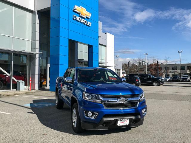 2019 Chevrolet Colorado LT (Stk: 9CL54500) in North Vancouver - Image 2 of 13