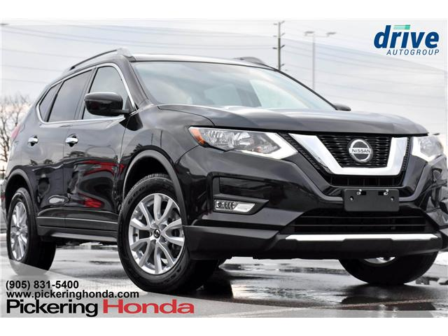 2018 Nissan Rogue SV (Stk: PR1117) in Pickering - Image 1 of 29