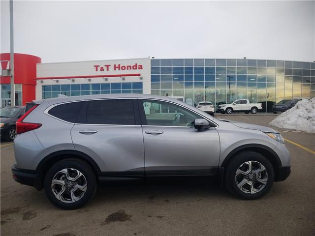 2019 Honda CR-V EX (Stk: 6190555) in Calgary - Image 2 of 9