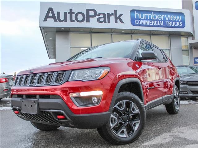 2018 Jeep Compass Trailhawk (Stk: 18-412565) in Mississauga - Image 1 of 29