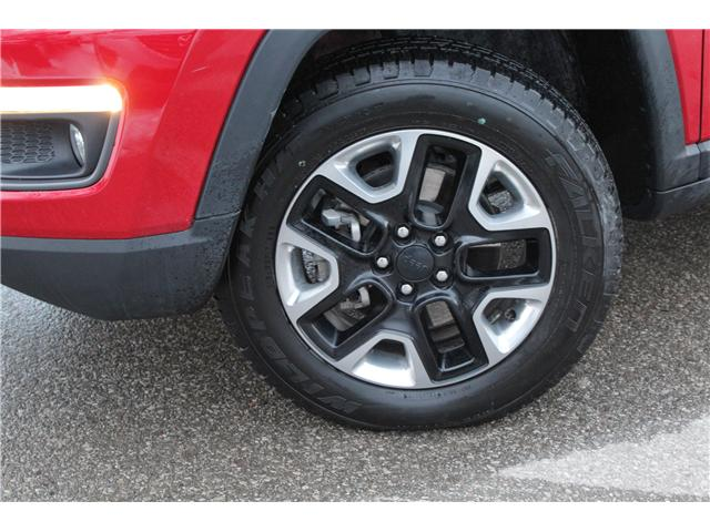 2018 Jeep Compass Trailhawk (Stk: 18-412565) in Mississauga - Image 2 of 29