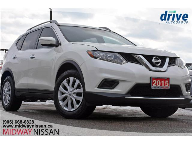 2015 Nissan Rogue S (Stk: U1579) in Whitby - Image 1 of 26