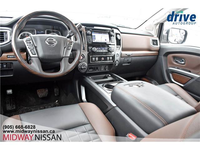 2018 Nissan Titan Platinum (Stk: U1601) in Whitby - Image 2 of 32