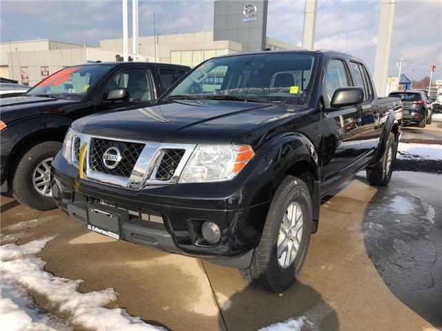 2018 Nissan Frontier SV (Stk: FR18005) in St. Catharines - Image 1 of 5