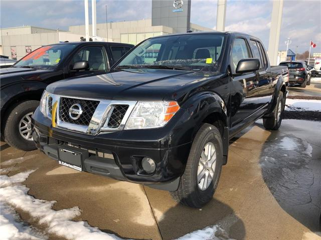 2018 Nissan Frontier SV (Stk: FR18005) in St. Catharines - Image 2 of 5