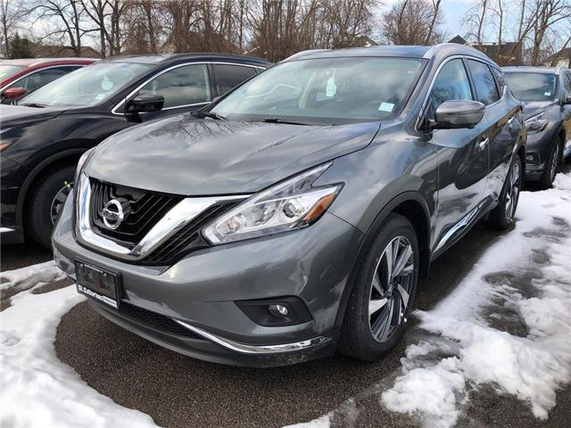 2018 Nissan Murano Platinum (Stk: MU18116) in St. Catharines - Image 2 of 5