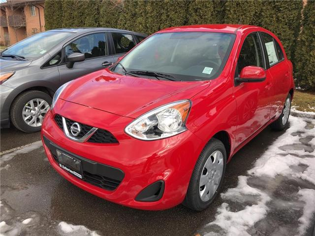 2019 Nissan Micra SV (Stk: MI19002) in St. Catharines - Image 1 of 5