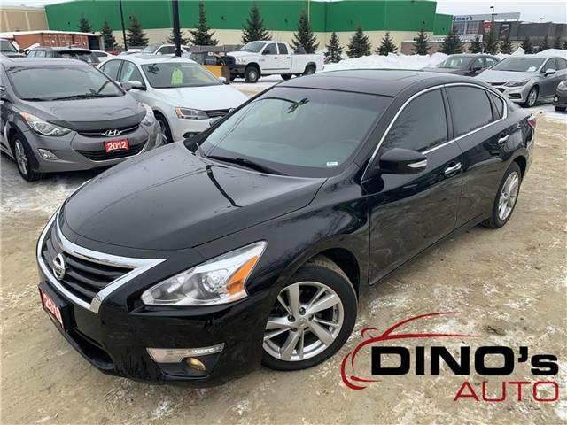 2013 Nissan Altima 2.5 (Stk: 589861) in Orleans - Image 1 of 26