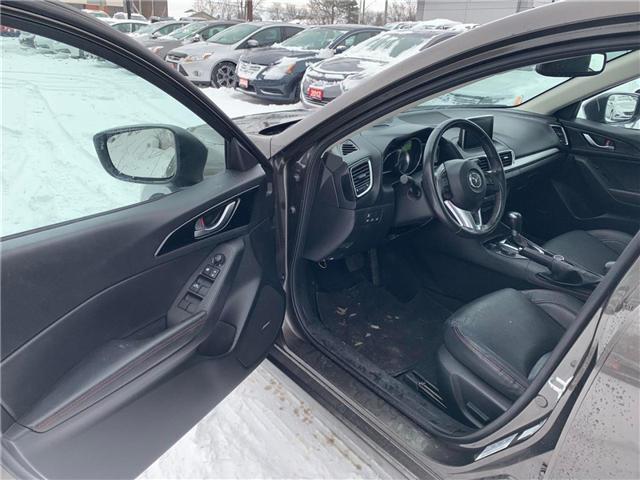 2014 Mazda Mazda3 GT-SKY (Stk: 166405) in Orleans - Image 10 of 29