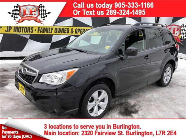 2016 Subaru Forester 2.5i Convenience Package (Stk: 46302) in Burlington - Image 1 of 24