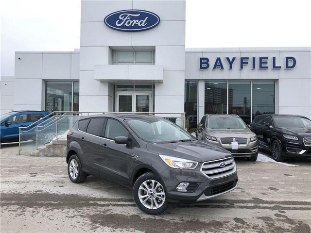 2019 Ford Escape SE (Stk: ES19252) in Barrie - Image 1 of 26