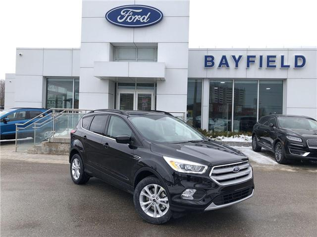2019 Ford Escape SEL (Stk: ES19257) in Barrie - Image 1 of 27