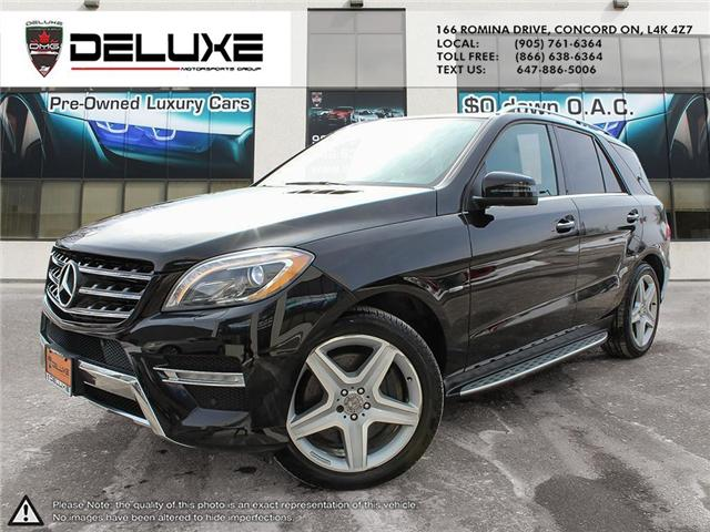 2012 Mercedes-Benz M-Class Base (Stk: D0534) in Concord - Image 1 of 19