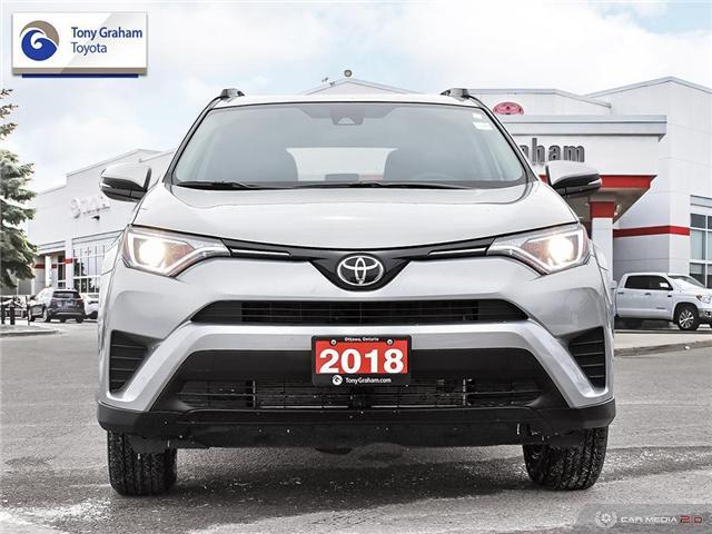 2018 Toyota RAV4 LE (Stk: U9066) in Ottawa - Image 2 of 28