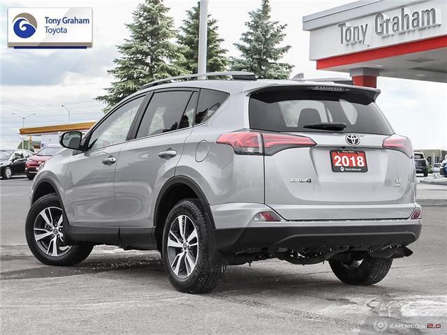 2018 Toyota RAV4 LE (Stk: U9066) in Ottawa - Image 4 of 28