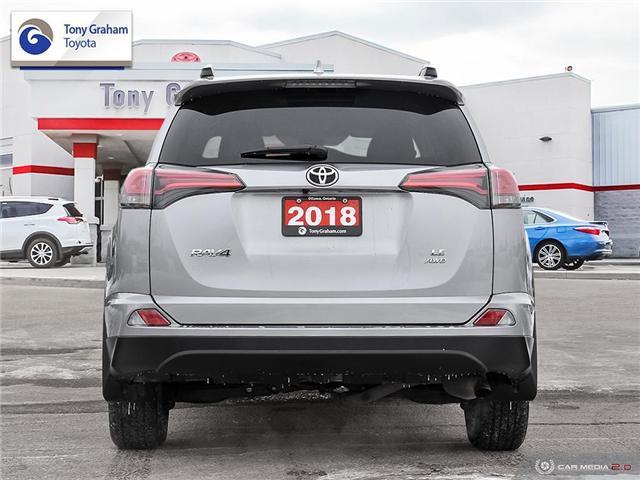 2018 Toyota RAV4 LE (Stk: U9066) in Ottawa - Image 5 of 28