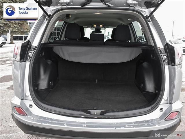 2018 Toyota RAV4 LE (Stk: U9066) in Ottawa - Image 11 of 28