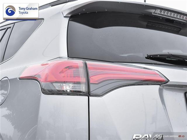 2018 Toyota RAV4 LE (Stk: U9066) in Ottawa - Image 12 of 28