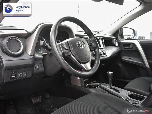 2018 Toyota RAV4 LE (Stk: U9066) in Ottawa - Image 13 of 28
