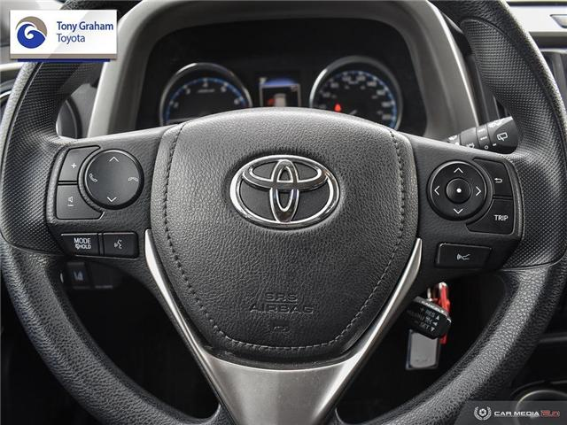 2018 Toyota RAV4 LE (Stk: U9066) in Ottawa - Image 14 of 28