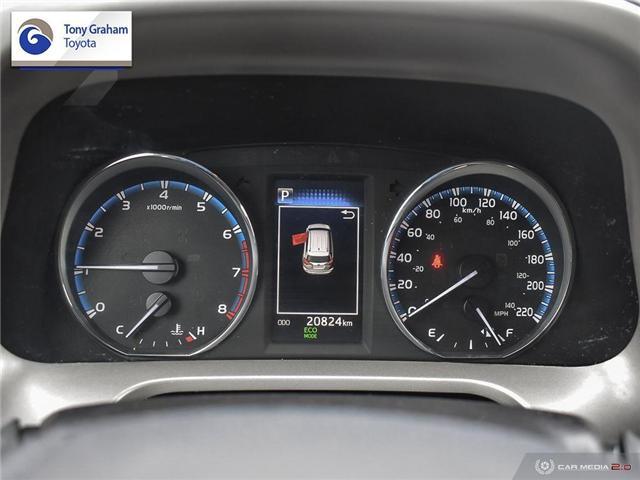 2018 Toyota RAV4 LE (Stk: U9066) in Ottawa - Image 15 of 28