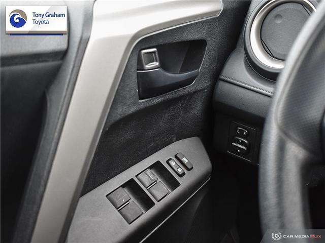 2018 Toyota RAV4 LE (Stk: U9066) in Ottawa - Image 16 of 28