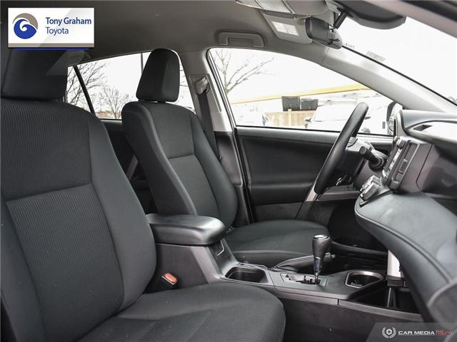 2018 Toyota RAV4 LE (Stk: U9066) in Ottawa - Image 24 of 28