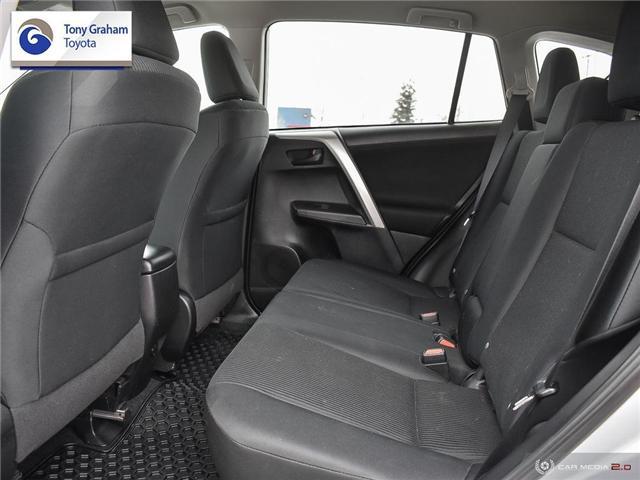 2018 Toyota RAV4 LE (Stk: U9066) in Ottawa - Image 25 of 28