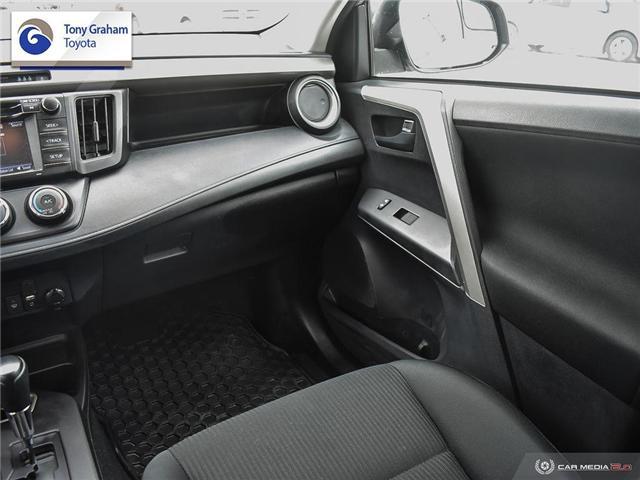 2018 Toyota RAV4 LE (Stk: U9066) in Ottawa - Image 27 of 28