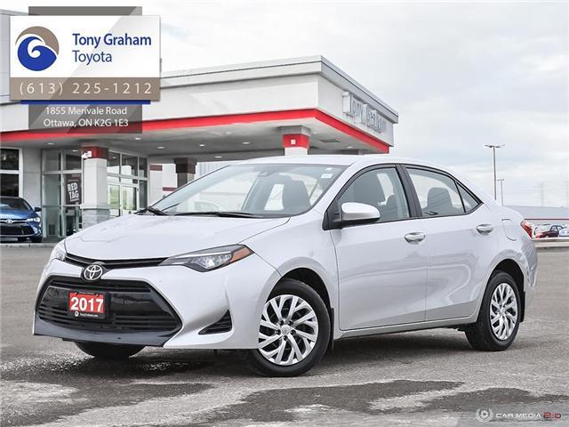 2017 Toyota Corolla LE (Stk: E7716) in Ottawa - Image 1 of 28