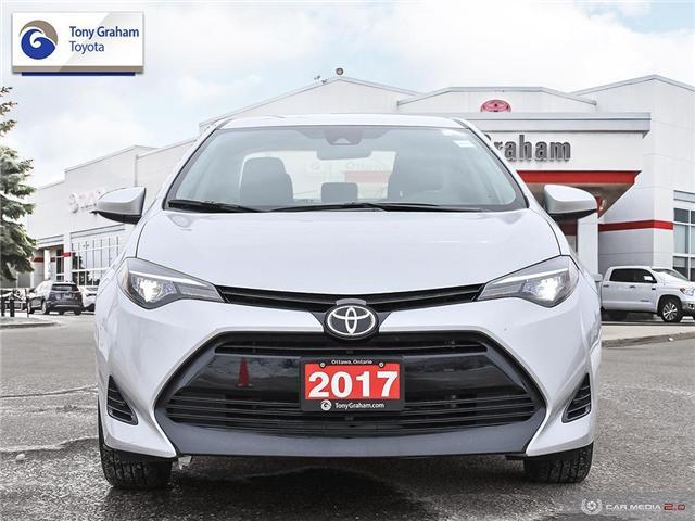 2017 Toyota Corolla LE (Stk: E7716) in Ottawa - Image 2 of 28