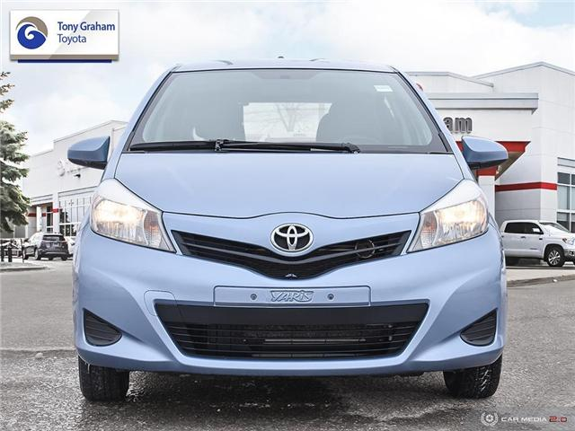 2014 Toyota Yaris LE (Stk: E7725) in Ottawa - Image 2 of 26