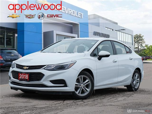 2018 Chevrolet Cruze LT Auto (Stk: 2836A) in Mississauga - Image 1 of 28