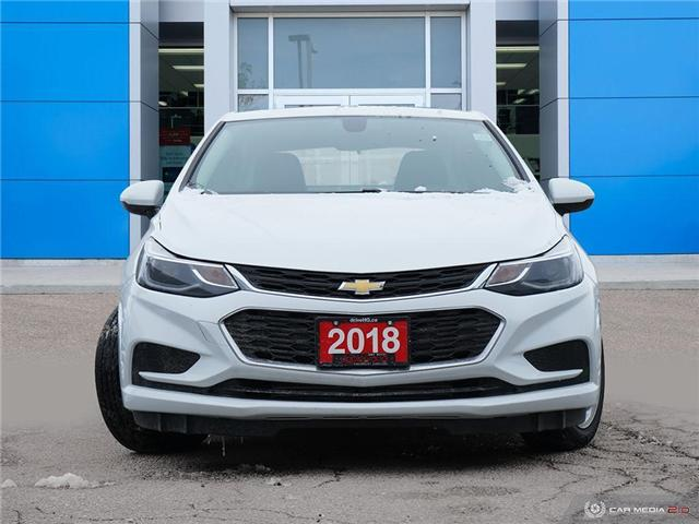2018 Chevrolet Cruze LT Auto (Stk: 2836A) in Mississauga - Image 2 of 28