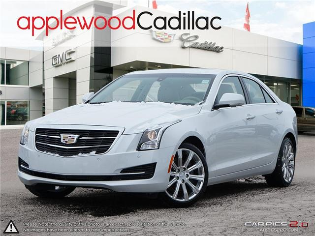2015 Cadillac ATS 2.0L Turbo Luxury (Stk: 8557P) in Mississauga - Image 1 of 28