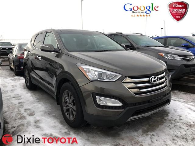 2013 Hyundai Santa Fe Sport 2.4 (Stk: D181739A) in Mississauga - Image 1 of 10