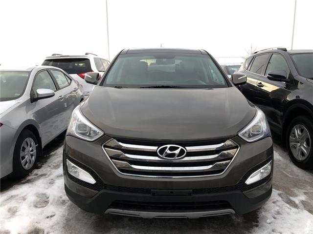 2013 Hyundai Santa Fe Sport 2.4 (Stk: D181739A) in Mississauga - Image 2 of 10