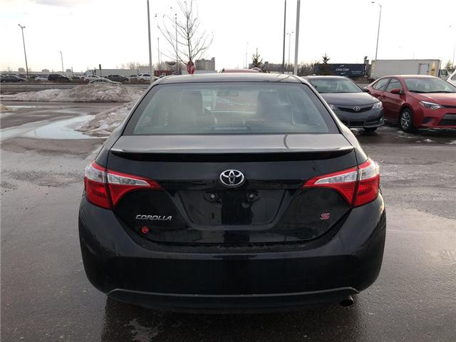 2015 Toyota Corolla  (Stk: D190496B) in Mississauga - Image 6 of 19