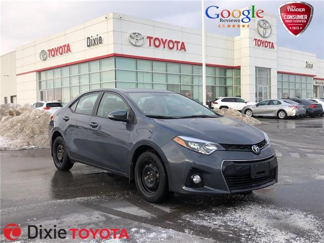 2014 Toyota Corolla  (Stk: D190453B) in Mississauga - Image 1 of 19