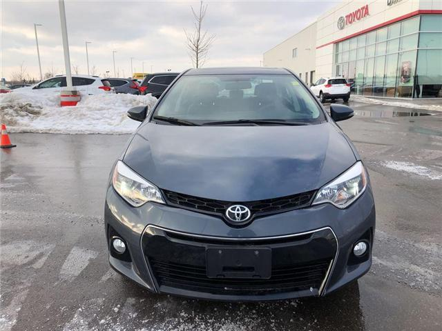 2014 Toyota Corolla  (Stk: D190453B) in Mississauga - Image 2 of 19